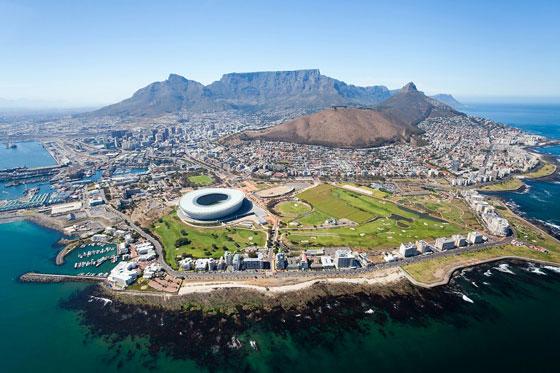 Кейптаун - найкрасивіше місто в Африці