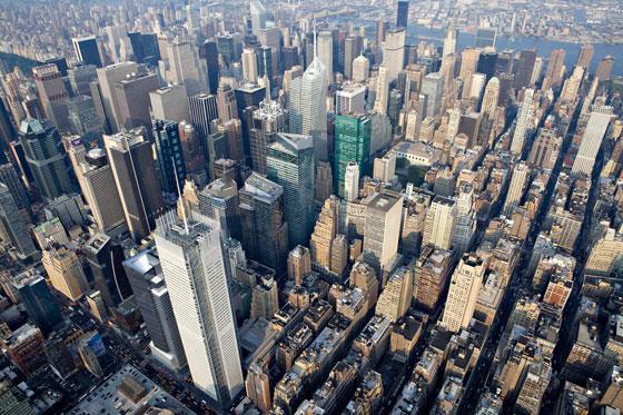 Нью-Йорк - найбільша агломерація Америки